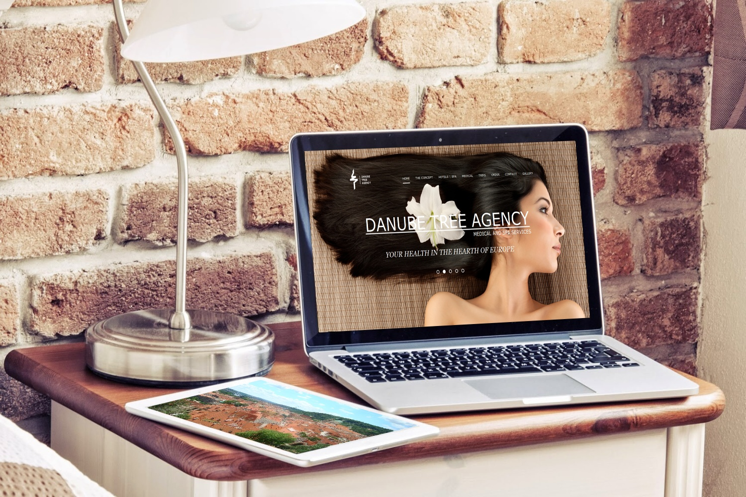 Web a eshop Danube Tree Agency