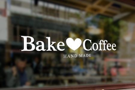 Logo Bake Coffee